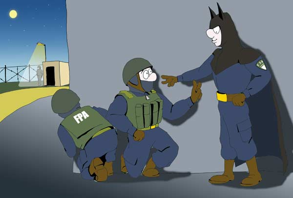 Forex Military School – Forex Super Hero - This needs some captions