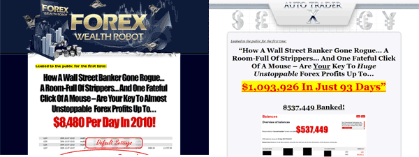 wealth forex robot is now autotradex