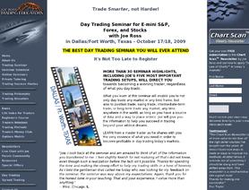 TradingEducators.com (Joe Ross)