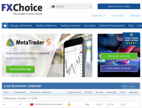 My FX Choice | Forex Brokers Reviews | Forex Peace Army