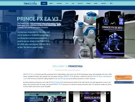 PrinceFXEA.com (Formerly PrinceFXTrading.com)