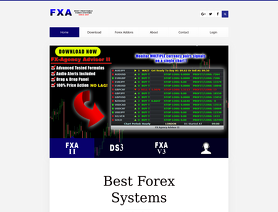 FxATrade.com (Fx Agency)