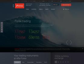 AlfaForex.com (Alfa Bank)