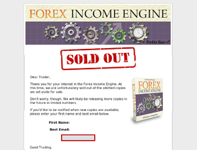 ForexIncomeEngine.com (Bill Poulos)