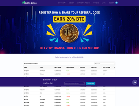 CryptoBulls.exchange