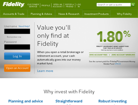 Forex trading at fidelity