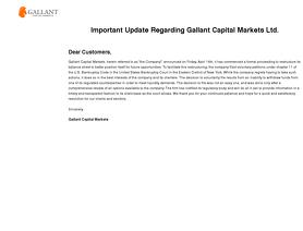 GCMFX.com (Gallant Capital Markets)