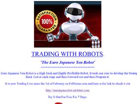 TradingWithRobots.com (Dr. Zain Agha)