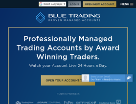 BlueTrading.com