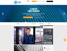 Global prime forex broker