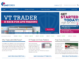 Review of cms forex trading