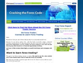 OptionsUniversity.com (Forex Joe Atkins)