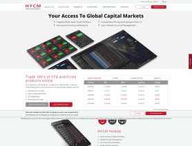 HYCM.com (was HYMarkets.com)