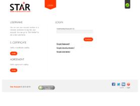 StarAccount.com (Star Capital Finance, was StarCapitalOnline.com)