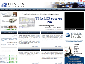 thalessecurities.com