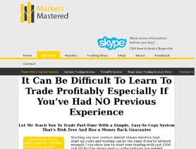 MarketsMastered.com (Nick Kruger )