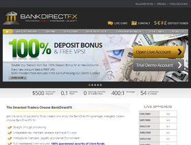 Fx direct bank