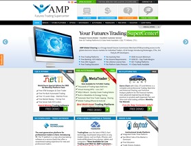Amp forex trading
