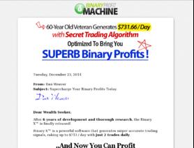 BinaryProfitMachine.com (Dan Weaver)