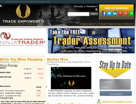 Online trading academy forex review
