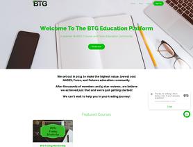 BTGCourses.com (Binary Trade Group)