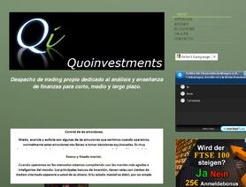 Quoinvestments.com