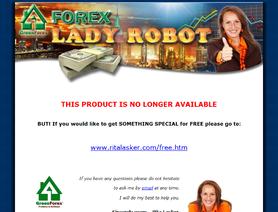 ForexLadyRobot.com (Rita Lasker)