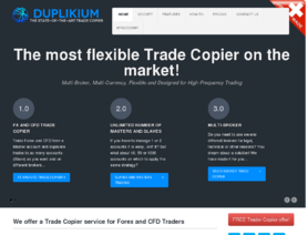 Trade-Copier.com (was Duplikium.com)