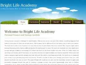 BrightLifeAcademy.com (Alan Friedland)