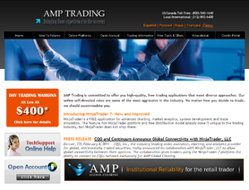 Amp trading forex