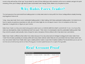 RubixForexTrader.com
