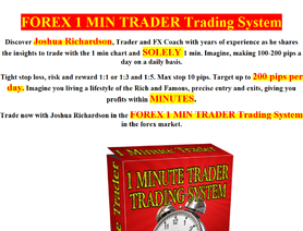 Forex1MinTrader.com (Joshua Richardson)