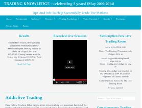 TradingKnowledge.info (Dominic Nardone)