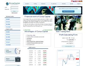 CorsaForex.com (Corsa Capital Investments)