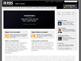 MarketIndex.RBS.com