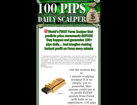 100PipsDailyScalper.com (Karl Dittman)