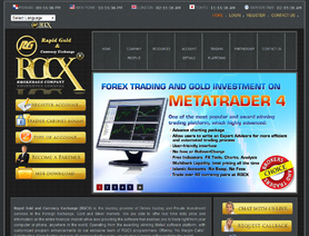 RapidGCX.com (RCGX, Rapid Gold and Currency Exchange)