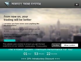 PerfectTrendSystem.com (Mike Semlitsch)