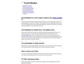 FreeFXRobot.com