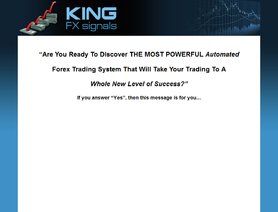 king forex signals review