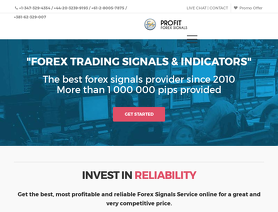 Real forex signals com review