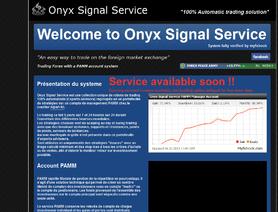 OnyxSignalService.com