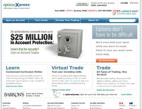 OptionsXpress.com (was xpresstrade.com)