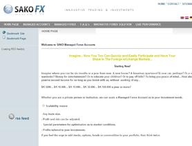 SAKOFX.com