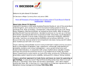 FXdecision.com (John Alexei)