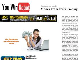 YouWinRobot.com