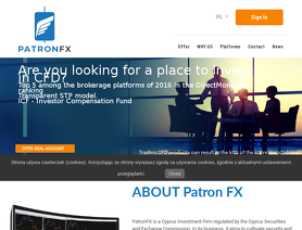 PatronFX.com