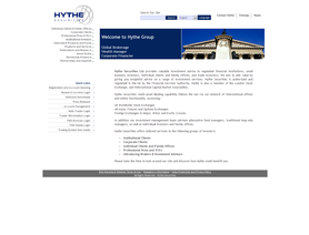 HytheSecurities.com