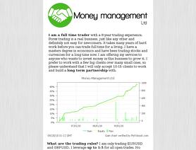 MoneyManagement.ltd