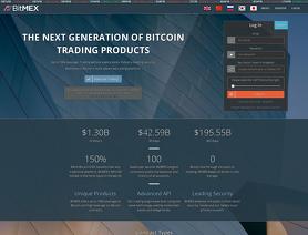 BitMex.com (Arthur Hayes)